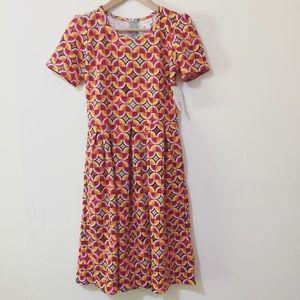 NWT LuLaRoe medium Amelia dress